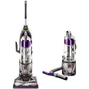 The Best Vacuum For Pet Hair Options: Bissell 20431 Powerglide Lift Off Pet Plus Vacuum