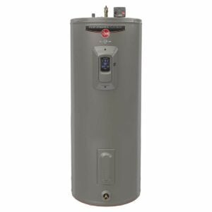 The Best Water Heaters Option: Rheem Gladiator 50 Gal. Electric Water Heater