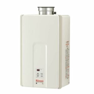 The Best Water Heaters Option: Rinnai High Efficiency Natural Gas Tankless Heater