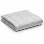 The Best Weighted Blanket Option: YnM Weighted Blanket, Heavy 100% Certified Cotton