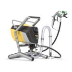 The Best Airless Paint Sprayer Option: Wagner 0580002 Paint Sprayer, High Efficiency Airless
