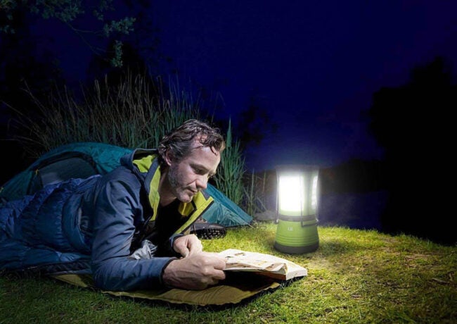 The Best Camping Lantern Options