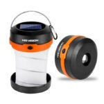 The Best Camping Lantern Option: HISVISION Solar Powered LED Camping Lantern