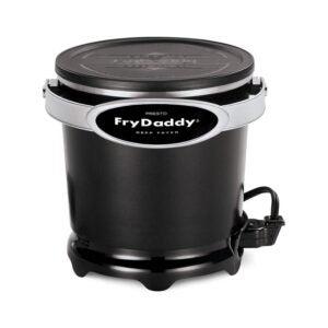 The Best Deep Fryer Option: Presto 05420 FryDaddy Electric Deep Fryer