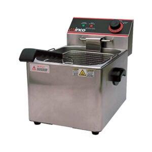 The Best Deep Fryer Option: Winco EFS-16 Deep Fryer