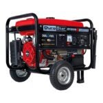 The Best Dual Fuel Generator Option: DuroStar DS5500EH 5500 Watt Portable Generator