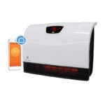 The Best Electric Garage Heater Option: Heat Storm HS-1500-PHX-WIFI Infrared Heater