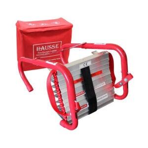 The Best Fire Escape Ladder Option: Hausse Retractable 2 Story Fire Escape Ladder