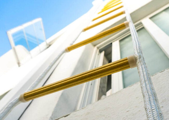 The Best Fire Escape Ladder Options