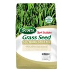 The Best Grass Seed Options: Scotts Turf Builder Grass Seed Southern Gold Mix