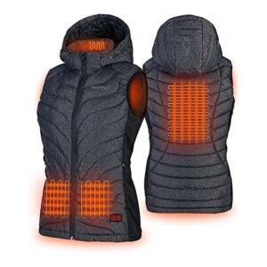 The Best Heated Vest Option: AKASO Women's Nomad Battery Heated Vest