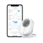 The Best Hygrometer Option: Govee WiFi Temperature Humidity Monitor
