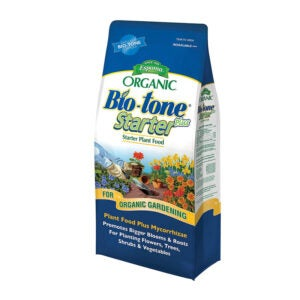 The Best Organic Fertilizer Option: Espoma Organic Bio-Tone Starter