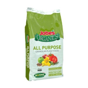 The Best Organic Fertilizer Option: Jobe's Organics 09524 All Purpose Granular Fertilizer