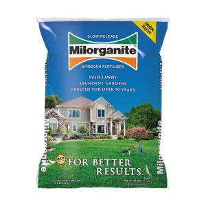 The Best Organic Fertilizer Option: Milorganite 0636 Organic Nitrogen Fertilizer