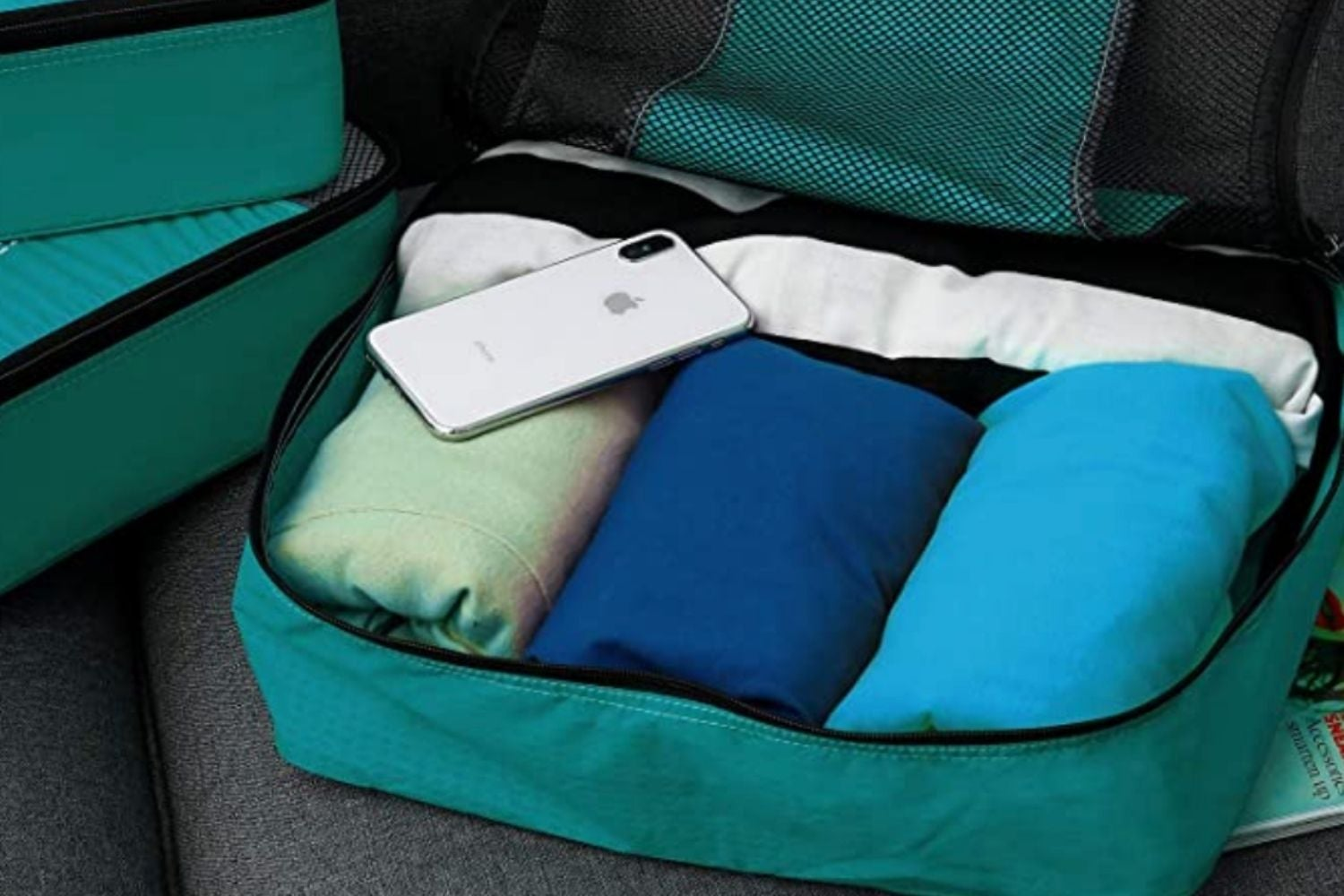 The Best Packing Cubes for Moving, Travel, and ...