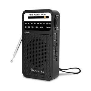 The Best Pocket Radio Option: DreamSky Pocket Radio