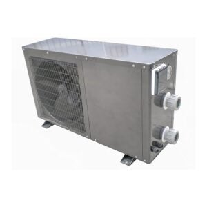 The Best Pool Heater Option: FibroPool FHO55 In Ground Swimming Pool Heater