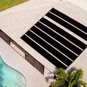 The Best Pool Heater Option: Smartpool S601P SunHeater Solar Heating System