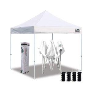 The Best Pop-Up Canopy Option: Eurmax 10'x10' EZ Pop Up Canopy Tent