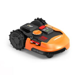 The Best Robot Lawn Mower Option: Worx WR-150 Robotic Landroid Mower