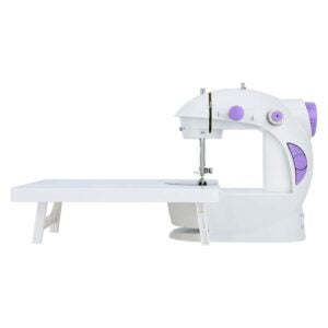 The Best Sewing Machine Option: Varmax Mini Sewing Machine with Extension Table