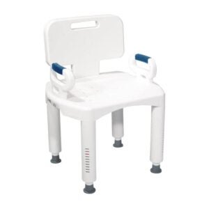 The Best Shower Chair Option: Drive Medical Premium Series Shower Chair