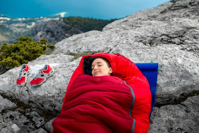 The Best Sleeping Bag Options