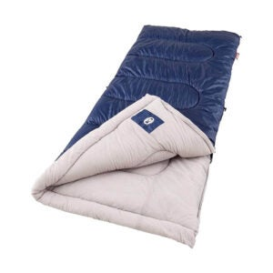 The Best Sleeping Bag Option: Coleman Brazos Cold Weather Sleeping Bag