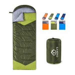 The Best Sleeping Bag Option: oaskys Camping Sleeping Bag