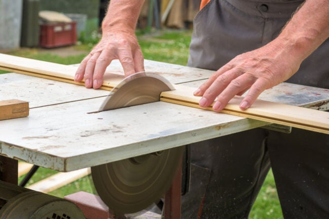 The Best Table Saw Blade Options