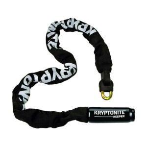 The Best Bike Lock Option: Kryptonite Keeper 785 Integrated Bicycle Lock Chain