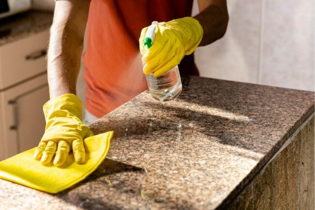 The Best Granite Cleaner Option