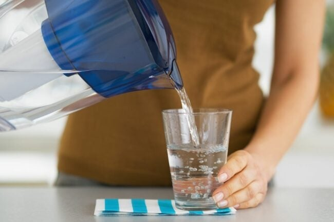 The Best Water Pitcher Option