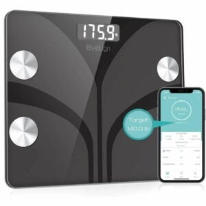 The Best Bathroom Scale Option: Posture Body Fat Scale
