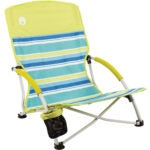 Best Beach Chairs Options: Coleman Camping Chair