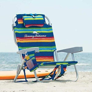 Best Beach Chairs Options: Tommy Bahama, Striped