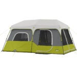 Best Camping Gear Options: CORE 9 Person Instant Cabin Tent - 14' x 9'