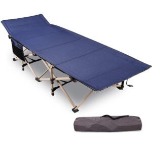 Best Camping Gear Options: REDCAMP Folding Camping Cots for Adults Heavy Duty
