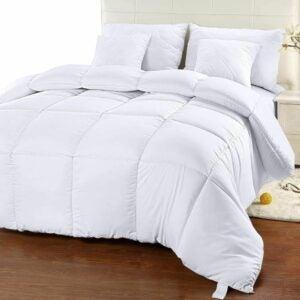 The Best Comforter Option: Utopia Bedding Comforter Duvet Insert