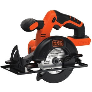 Best Cordless Circular Saw Options: BLACK+DECKER 20V MAX