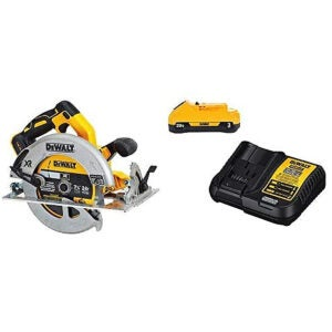 Best Cordless Circular Saw Options: DEWALT 20V MAX