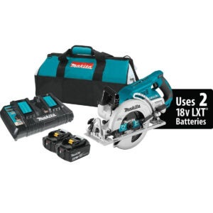 Best Cordless Circular Saw Options: Makita XSR01PT 18V