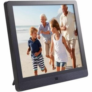 The Best Digital Picture Frame Option: Pix-Star 10 Inch Wi-Fi Cloud Digital Picture Frame