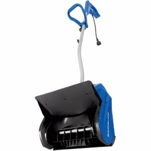 The Best Electric Snow Shovel Option: Snow Joe 323E 13-Inch 10-Amp Electric Snow Shovel