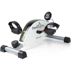 Best Exercise Bikes Options: DeskCycle Under Desk Cycle,Pedal Exerciser
