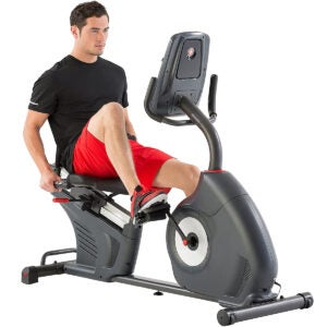 Best Exercise Bikes Options: Schwinn Recumbent Bike Series
