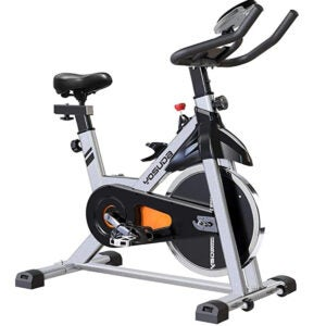 Best Exercise Bikes Options: Sunny Health & Fitness Magnetic Recumbent Bike Exercise Bike