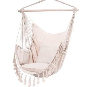 Best Hammock Chair Options: Y- STOP Hammock Chair Hanging Rope Swing