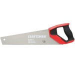 Best Hand Saw Options: CRAFTSMAN Hand Saw, 15-Inch
